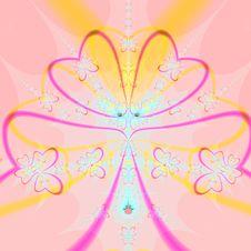 Happy Heart Abstract