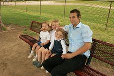 Free Happy Family Royalty Free Stock Photo - 2486595