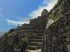 Free Nuvole A Machu Picchu Royalty Free Stock Photography - 2488717