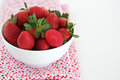 Free Strawberries Royalty Free Stock Photo - 24805445