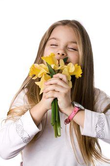 Free Beautiful Little Girl Stock Photos - 24801483
