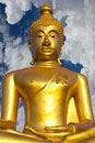 Free Golden Buddha. Stock Image - 24814041