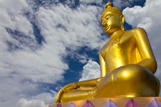 Free Buddha Church Roof. Royalty Free Stock Photography - 24814017
