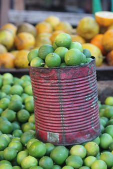 Free Selling Lemons Stock Images - 24815594