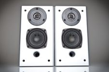Free Sound Speakers Stock Photography - 24824152