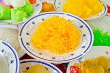 Free Thai Dessert Royalty Free Stock Image - 24826996