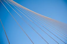 Free Bridge In Jerusalem Stock Photo - 24827060