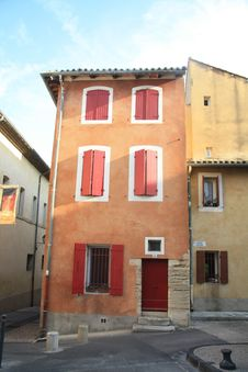 Free House In The Provence Stock Photos - 24829563