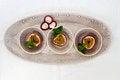 Free Bowls Of Granadilla Royalty Free Stock Images - 24832909