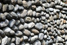 Free Wall Made Of Stones Stock Photo - 24830780