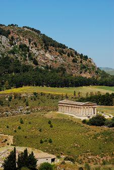 Free Segesta &x28;Sicily&x29; Stock Photo - 24836300