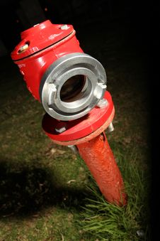 Free Fireplug Royalty Free Stock Images - 24837129