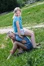 Free Nice Girls Royalty Free Stock Photography - 24848697
