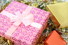 Free Gift Box Stock Photography - 24840212