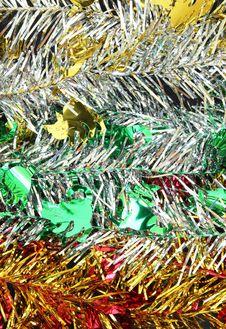 Free Christmas Background Royalty Free Stock Photo - 24840845