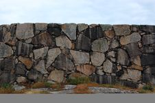 Free Granite Boulders With Sky Stock Image - 24846011