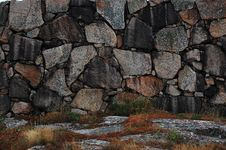 Free Granite Boulders Royalty Free Stock Photography - 24846047