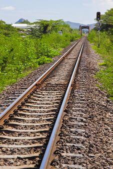 Free Railway Stock Photos - 24849063
