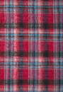 Free Red Checked Fabric Stock Photos - 24856233