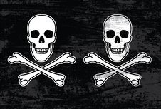 Free Jolly Roger Stock Photo - 24850180