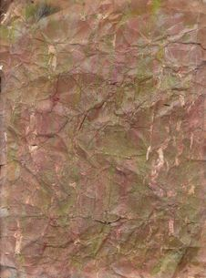 Free Grungy Distressed Brown Paper Background Stock Image - 24855861