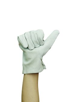 Free Work Glove Stock Photos - 24856873