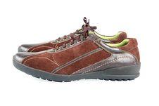 Free Man S Shoe. Royalty Free Stock Photo - 24857055