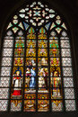 Free Stained Glass Window Stock Image - 24861991