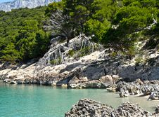 Free Dalmatia Makarska Stock Image - 24865121
