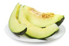 Free Melon Slices Stock Images - 24866624