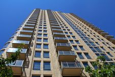 Free Apartment Building In Salt Lake City Stock Photo - 24866680