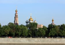 Free Novodevichy Convent Stock Images - 24867154