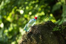 Free Bottled Water Royalty Free Stock Images - 24873179