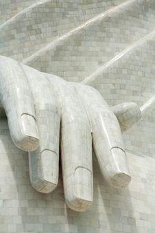 Free Buddhas Hand Stock Photography - 24876792