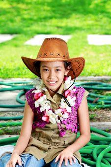 Free Beautiful Asian Girl Royalty Free Stock Image - 24877046
