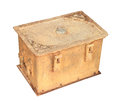 Free Rusty Metal Box Stock Photo - 24880730