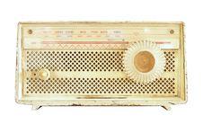 Free Retro Radio Stock Image - 24880721