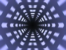 Abstract Digital Space Royalty Free Stock Images