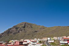 Free Tenerife Landscape Royalty Free Stock Images - 24883869