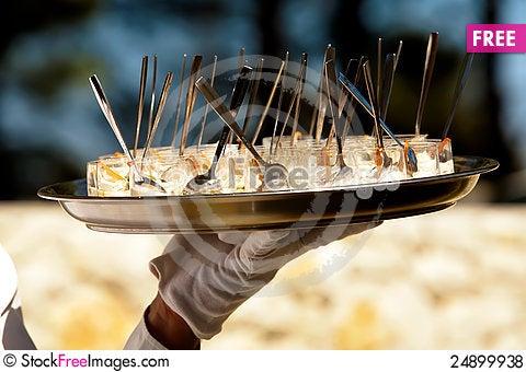 Free Tuna Cuisine Royalty Free Stock Photos - 24899938