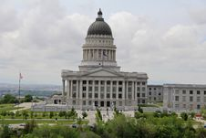 Free Utah S Capitol Hill Stock Photos - 24890113