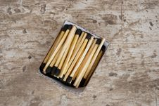 Free Match Sticks Stock Image - 24893231