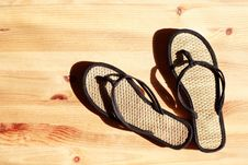 Free Female Flip-Flops Stock Photo - 24896870