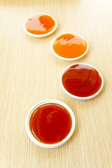 Free Catchup Sauce Stock Photography - 24898722