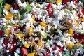 Free Background - Colourful Salad Stock Photo - 2492350