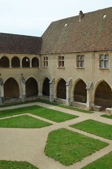 Free Brou Royal Monastery Stock Images - 2490614