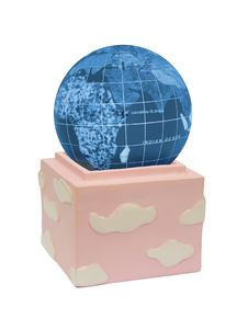 Free Earth In Box Stock Image - 2491171