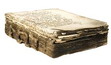 Free The Ancient Book Royalty Free Stock Photography - 2491947
