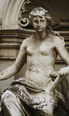 Free Statue Stock Image - 2492611