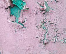 Free Peeling Wall Royalty Free Stock Photos - 2493158